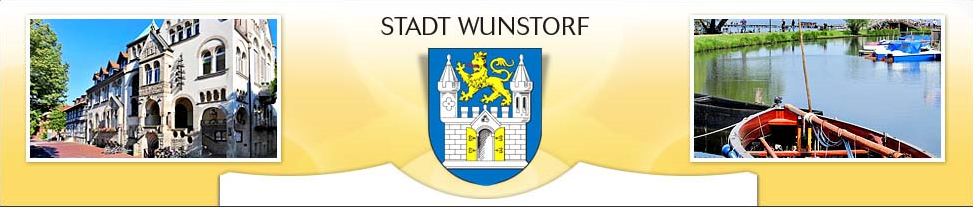 Header-Grafik Wunstorf - Stadt mit mehr